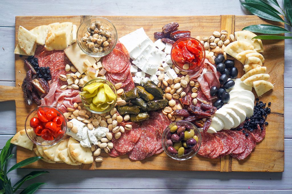 antipasto-picnic-food