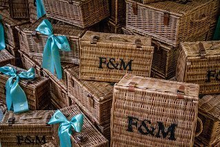 fortnum picnic baskets