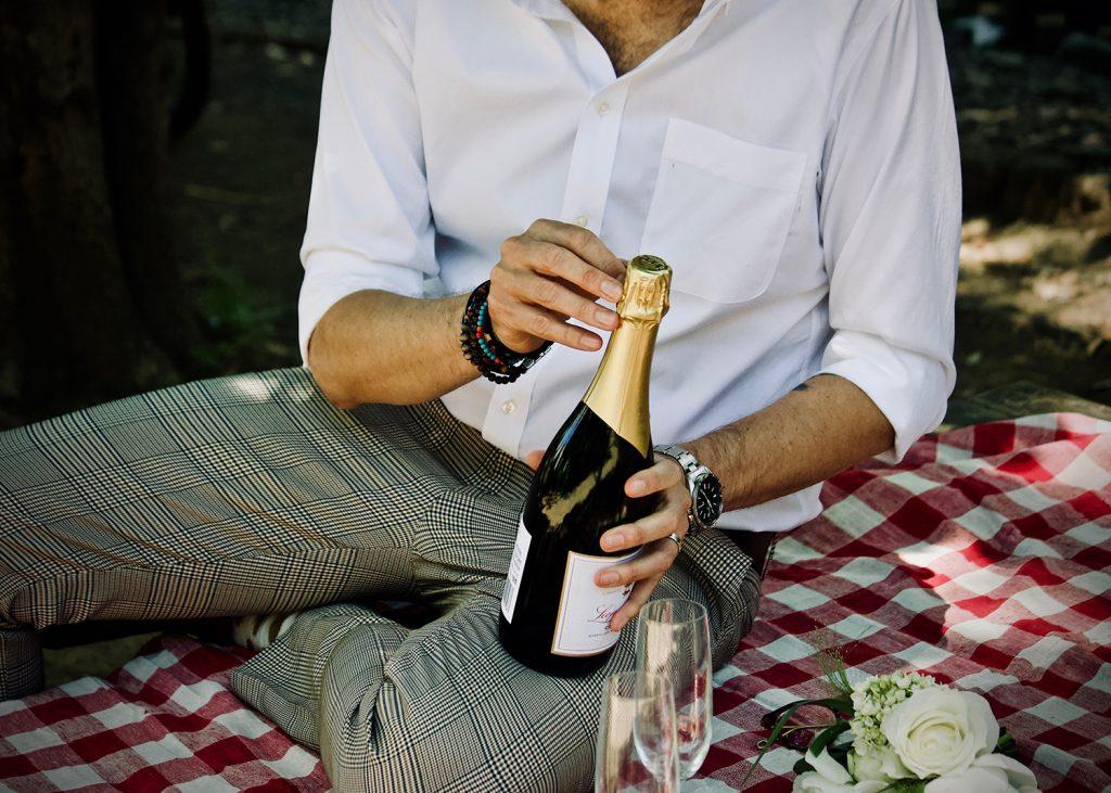romantic-picnic-champagne
