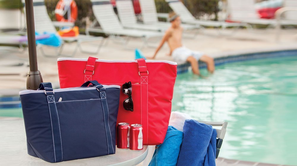 topanga tote for beach