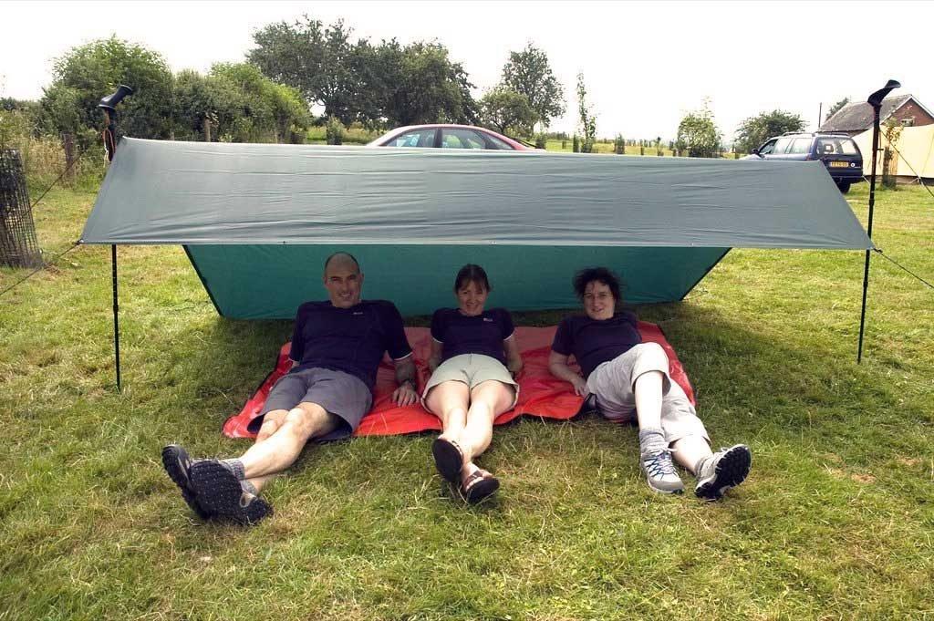 picnic rain shelter tarp