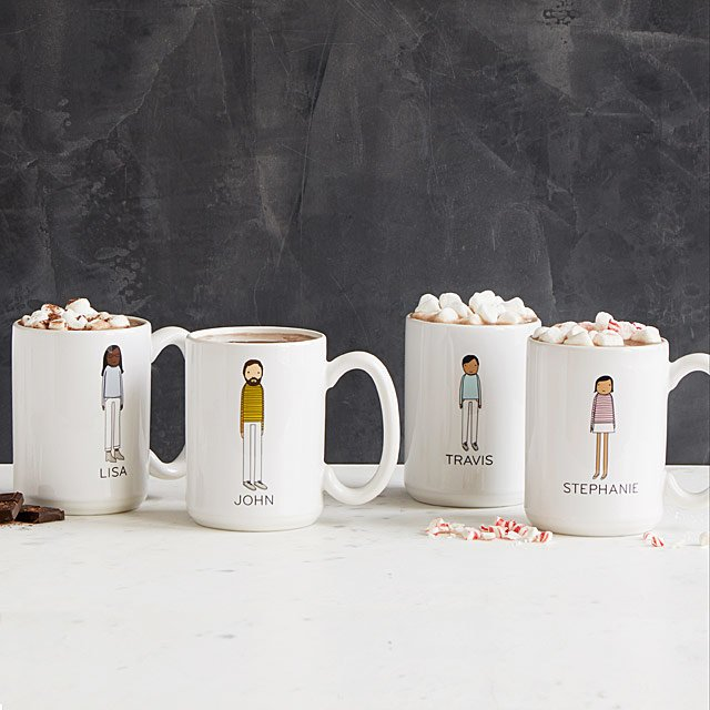 mothers day gift personalized mugs