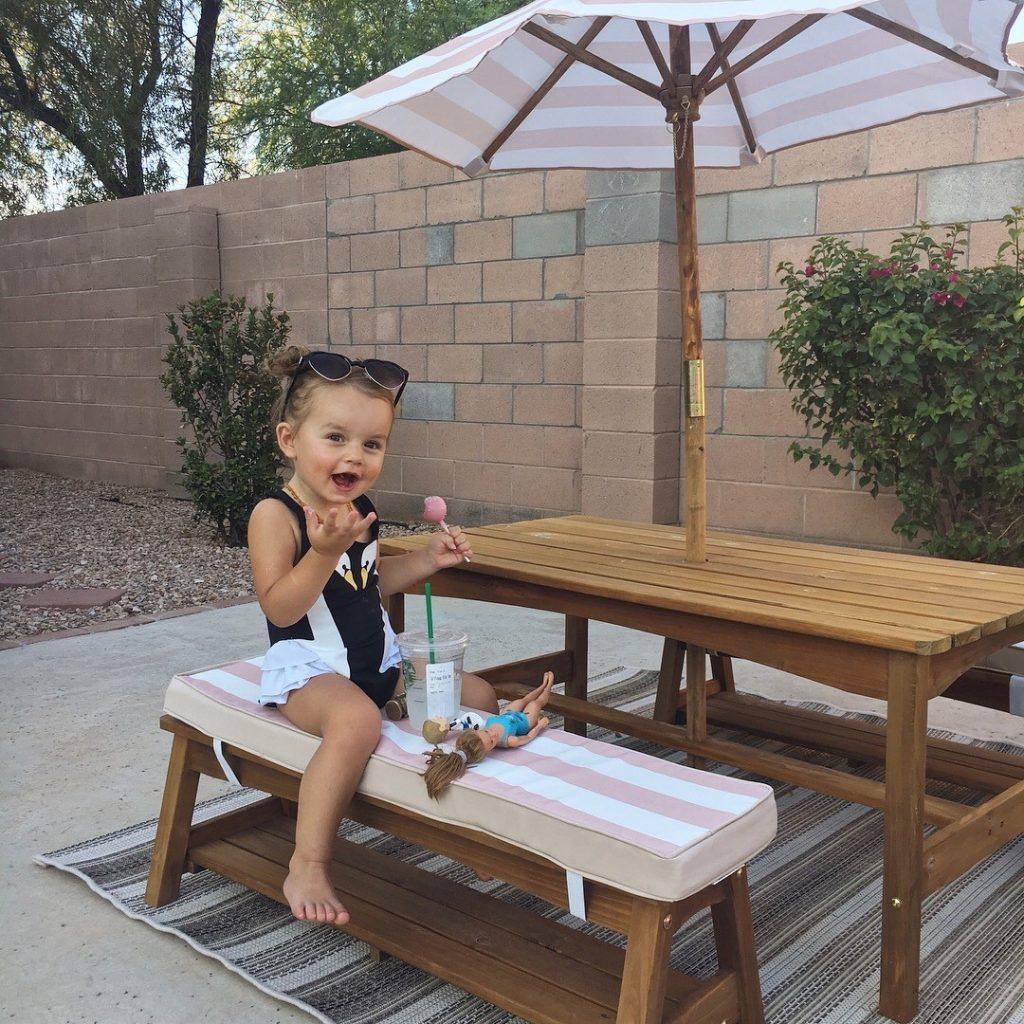 best kids picnic tables