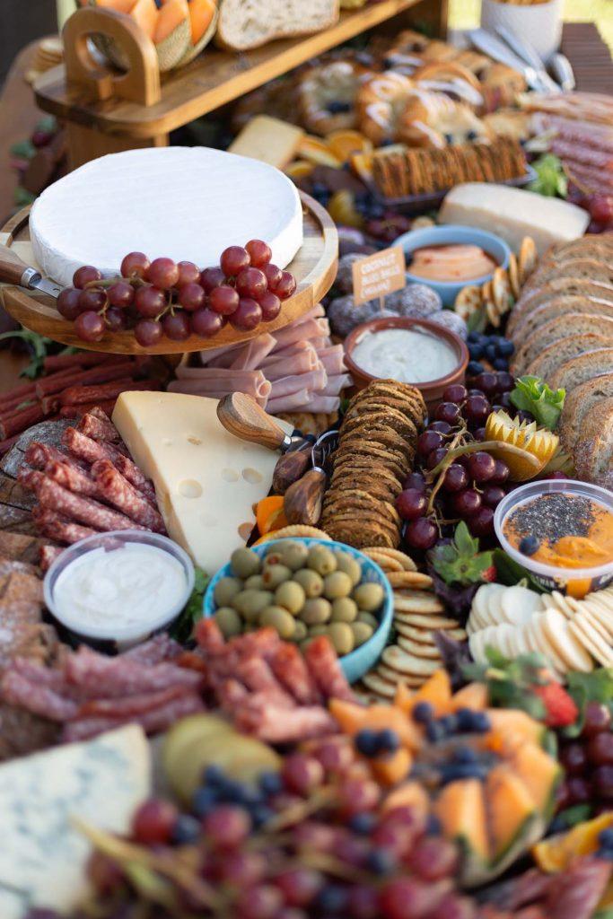 boho picnic food ideas