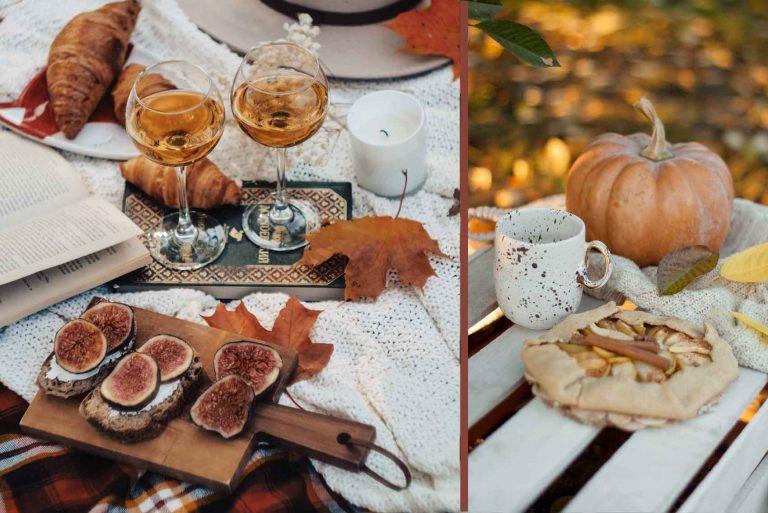 fall picnic ideas