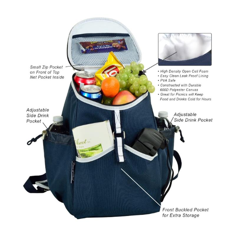 picnic lunch backpack
