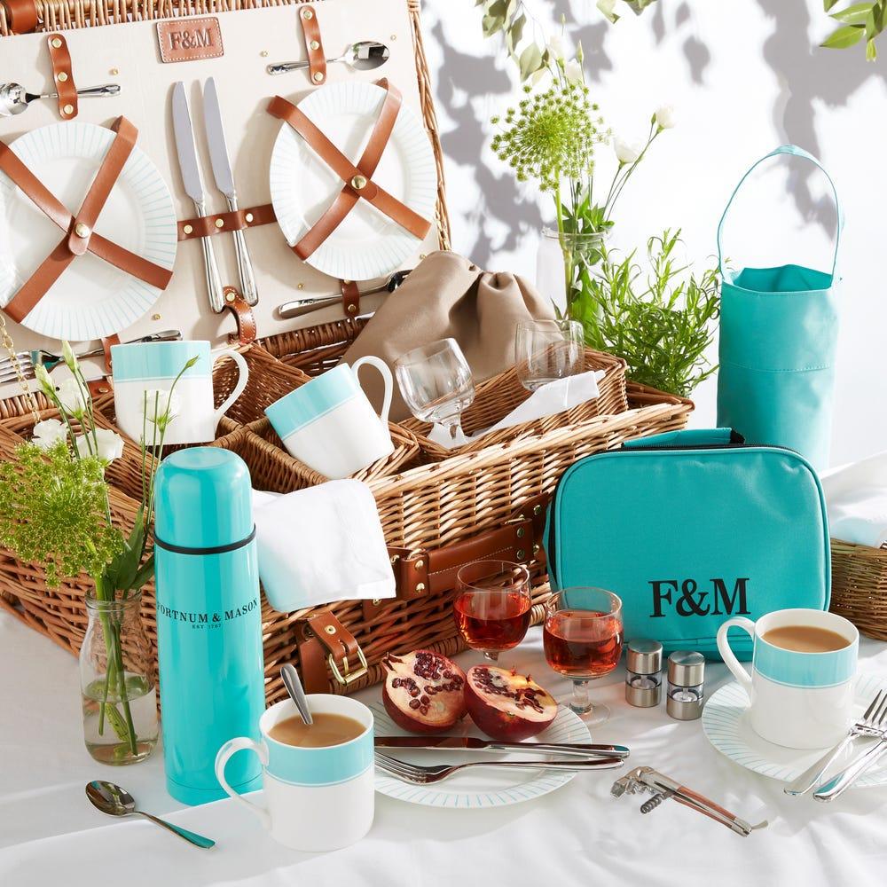luxury picnic basket set
