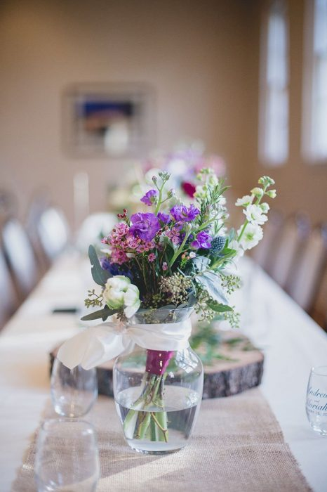 centerpiece table linen